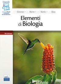 ELEMENTI DI BIOLOGIA -