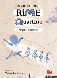 RIME QUARTINE - TOGNOLINI BRUNO