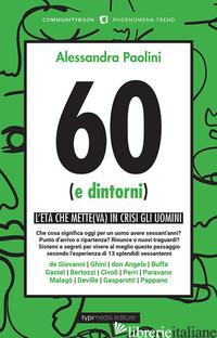 60 (E DINTORNI) - PAOLINI ALESSANDRA