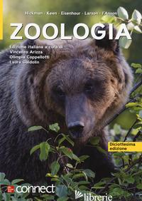 ZOOLOGIA - ARIZZA VINCENZO (CUR.); COPPELLOTTI OLIMPIA (CUR.); GUIDOLIN LAURA (CUR.)