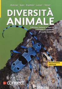 DIVERSITA' ANIMALE - COPPELLOTTI O. (CUR.); GUIDOLIN L. (CUR.)