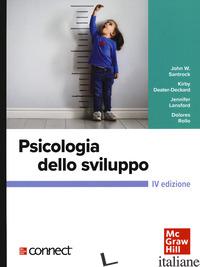 PSICOLOGIA DELLO SVILUPPO+CONNECT - SANTROCK JOHN W.; ROLLO D. (CUR.)