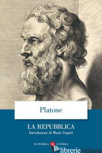 REPUBBLICA (LA) - PLATONE; SARTORI F. (CUR.)