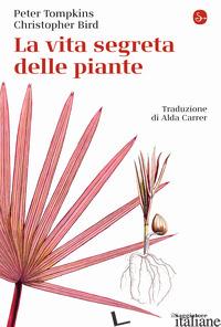 VITA SEGRETA DELLE PIANTE (LA) - TOMPKINS PETER; BIRD CHRISTOPHER
