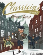 OLIVER TWIST DI CHARLES DICKENS - PURICELLI GUERRA ELISA