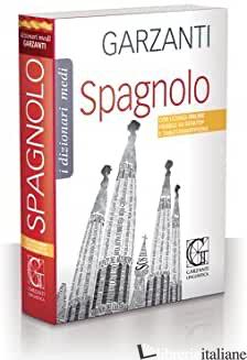 DIZIONARIO DI SPAGNOLO - AA. VV.