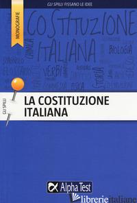 COSTITUZIONE ITALIANA (LA) - DRAGO MASSIMO