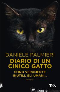 DIARIO DI UN CINICO GATTO - PALMIERI DANIELE