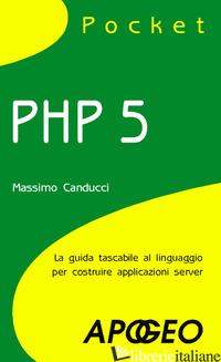 PHP 5 POCKET - CANDUCCI MASSIMO