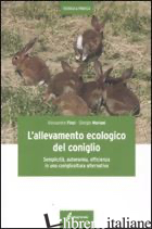 ALLEVAMENTO ECOLOGICO DEL CONIGLIO (L') - FINZI ALESSANDRO; MARIANI GIORGIO