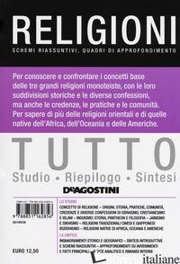 TUTTO RELIGIONI -