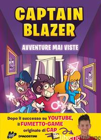 AVVENTURE MAI VISTE - CAPTAIN BLAZER