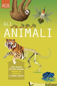 ANIMALI. DISCOVERY PLUS. EDIZ. A COLORI. EDIZ. A SPIRALE (GLI) - LA BEDOYERE CAMILLA DE