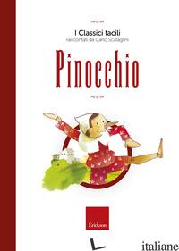PINOCCHIO. CON AUDIOLIBRO - SCATAGLINI CARLO