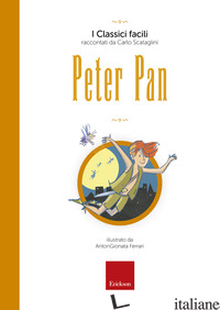 PETER PAN. CON AUDIOLIBRO - SCATAGLINI CARLO