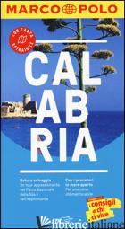 CALABRIA. CON ATLANTE STRADALE - AMANN PETER