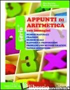 APPUNTI DI ARITMETICA. ILLUSTRATI - BARTOLE RITA; GUAGLINO MARCO