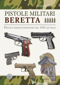 PISTOLE MILITARI BERETTA -