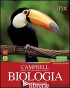 BIOLOGIA. EDIZ. ROSSA. PER IL BIENNIO DELLE SCUOLE SUPERIORI. CON DVD-ROM. CON E - CAMPBELL NEIL A.; REECE JANE B.