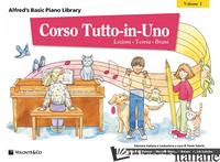 CORSO TUTTO-IN-UNO. VOL. 1 - PALMER WILLARD A.; MANUS MORTON; VICK LETHCO AMANDA