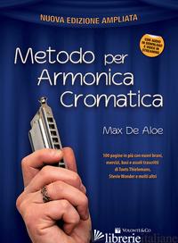 METODO PER ARMONICA CROMATICA. LIVELLO PRINCIPIANTE, MEDIO, AVANZATO. CON DVD - DE ALOE MAX