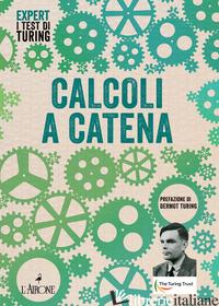 CALCOLI A CATENA -