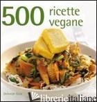 500 RICETTE VEGANE - GRAY