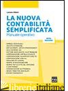NUOVA CONTABILITA' SEMPLIFICATA (LA). MANUALE OPERATIVO - ALBERTI LUCIANO