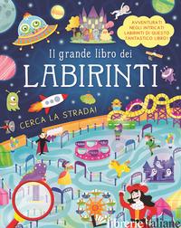 GRANDE LIBRO DEI LABIRINTI (IL) -