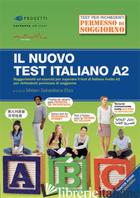 NUOVO TEST D'ITALIANO A2. SUGGERIMENTI ED ESERCIZI PER SUPERARE IL TEST DI ITALI - ETZO M. S. (CUR.)