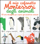 MIO COFANETTO MONTESSORI DEGLI ANIMALI (IL) - HERRMANN EVE