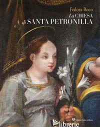 CHIESA DI SANTA PETRONILLA (LA) - BOCO FEDORA