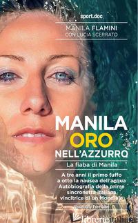 MANILA ORO NELL'AZZURRO - FLAMINI MANILA
