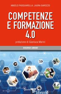 COMPETENZE E FORMAZIONE 4.0 - PASQUARELLA ANGELO; GAROZZO LAURA