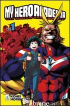 MY HERO ACADEMIA. VOL. 2 - HORIKOSHI KOHEI