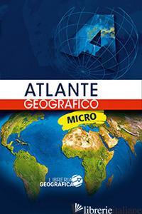 ATLANTE GEOGRAFICO MICRO -
