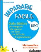 MATEMATICA-IMPARO LA MATEMATICA. LIBRO A-IMPARO LA MATEMATICA. LIBRO B - VENTRELLA GIOVANNA