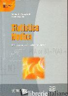 STATISTICA MEDICA. UN APPROCCIO EVIDENCE-BASED - CAMPBELL MICHAEL J.; MACHIN DAVID