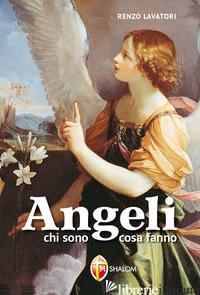 ANGELI CHI SONO, COSA FANNO - LAVATORI RENZO