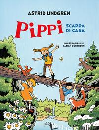 PIPPI SCAPPA DI CASA - LINDGREN ASTRID
