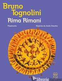 RIMA RIMANI - TOGNOLINI BRUNO