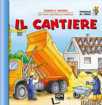 CANTIERE. EDIZ. A COLORI (IL) - GERLINGS REBECCA