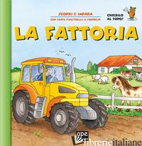 FATTORIA. EDIZ. A COLORI (LA) - GERLINGS REBECCA