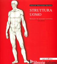 STRUTTURA UOMO. MANUALE DI ANATOMIA ARTISTICA - LOLLI ALBERTO; ZOCCHETTA MAURO; PERETTI RENZO
