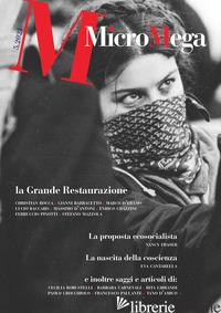 MICROMEGA (2021). VOL. 5: LA GRANDE RESTAURAZIONE - AA.VV.