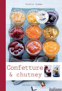 CONFETTURE E CHUTNEY - LHOMME VALERIE