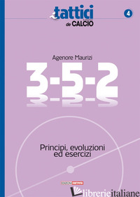 3-5-2. PRINCIPI, EVOLUZIONI ED ESERCIZI - MAURIZI AGENORE