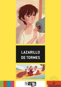 LAZZARILLO DE TORMES. A2. CON FILE AUDIO PER IL DOWNLOAD -