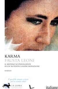 KARMA - LEONI FAUSTA