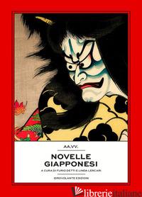 NOVELLE GIAPPONESI - DETTI F. (CUR.); LERCARI L. (CUR.)